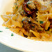 Farfalle with Sausage, Artichokes, and Sun-Dried Tomatoes
