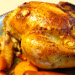 Garlic and Citrus Roasted Chicken
