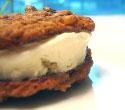 Cranberry Oatmeal Walnut Cookies