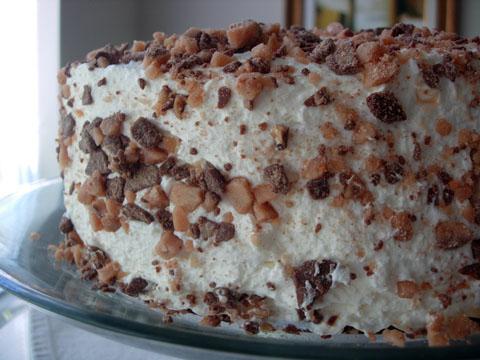 Dulce de Choco-leche Cake