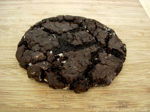 Chocolate White-Chocolate Chunk Cookies