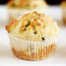Scallion and Goat Cheese Muffins