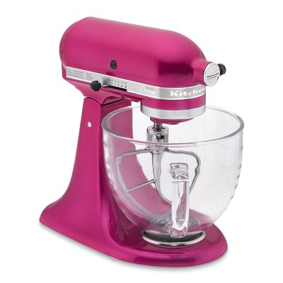 Raspberry Ice Kitchenaid Mixer