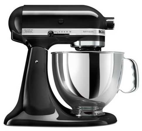 KitchenAid Artisan Stand Mixer Giveaway - Onyx