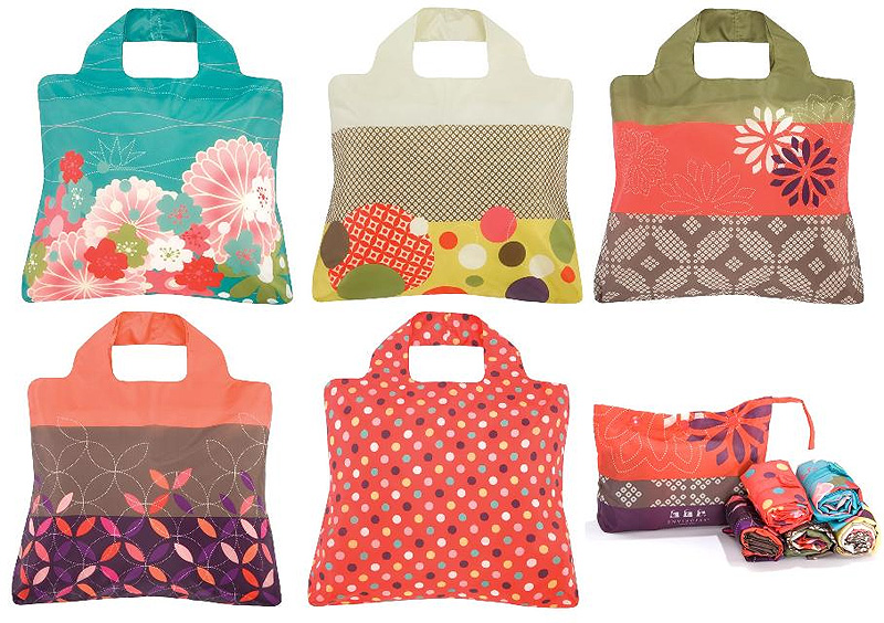 Giveaway Friday: Envirosax Reusable Grocery Bags (closed)