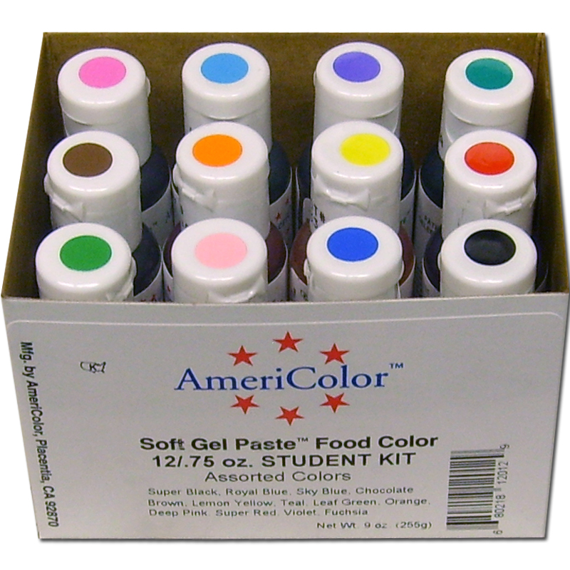 Americolor Soft Gel Paste