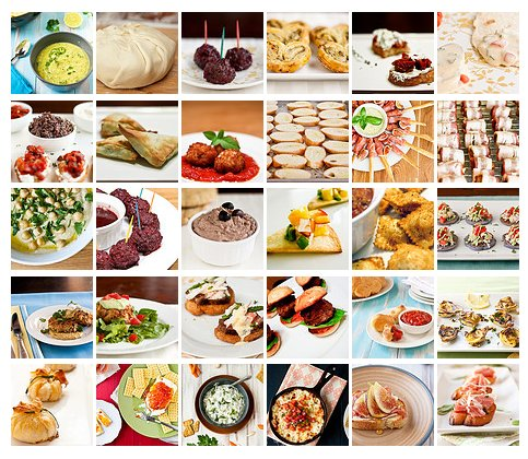 40+ Appetizers for Your New Year's Eve Menu