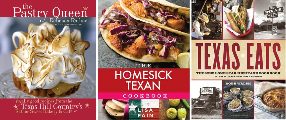 Texas Cookbooks Giveaway
