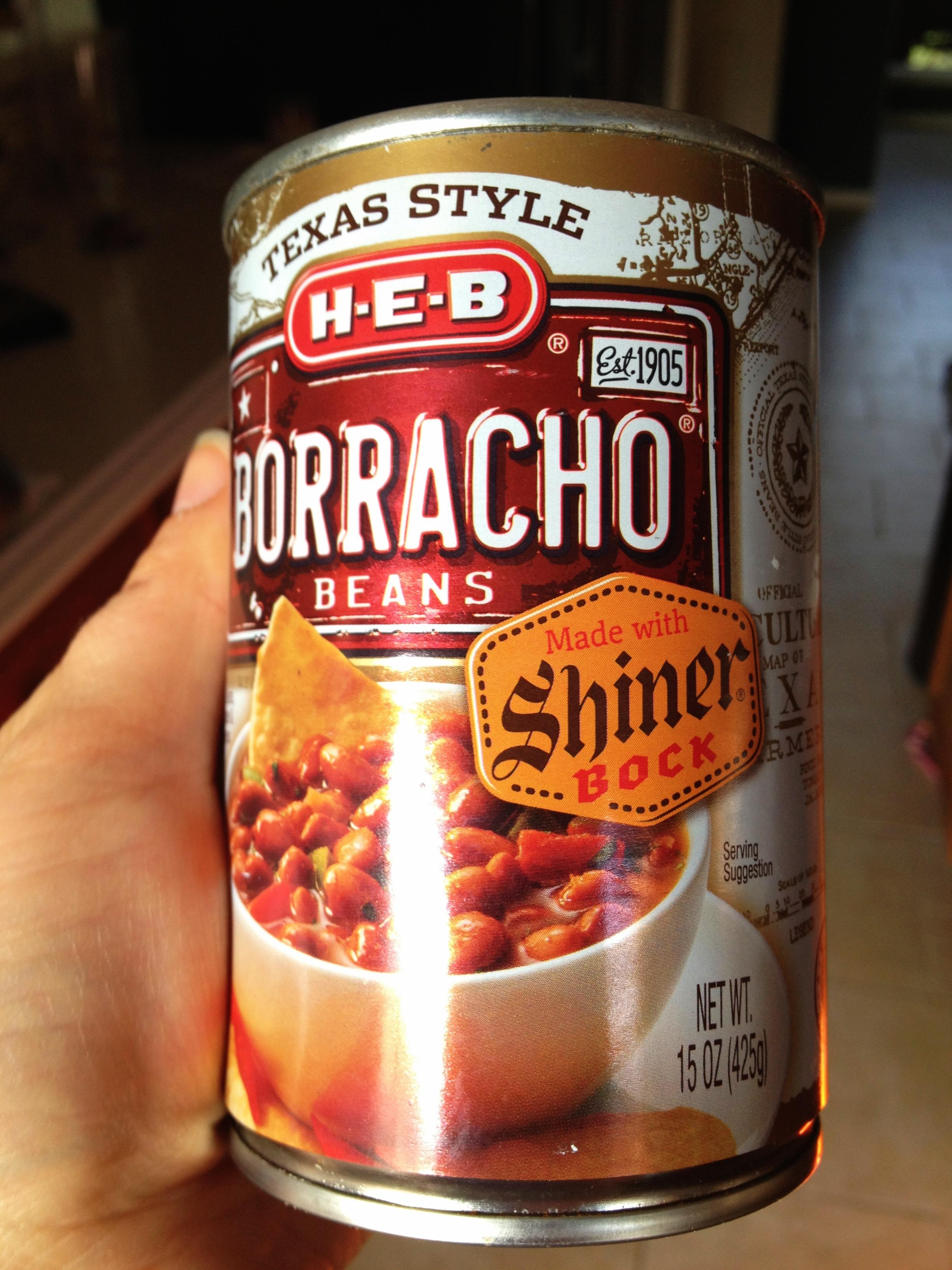 HEB Barracho Beans