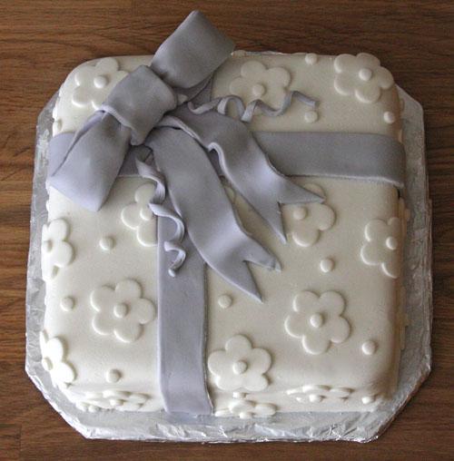 Marshmallow Fondant Homemade